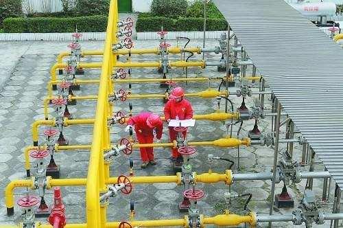总投资12.59亿元的启通天然气管线项目,近日在启东沿海动工建设