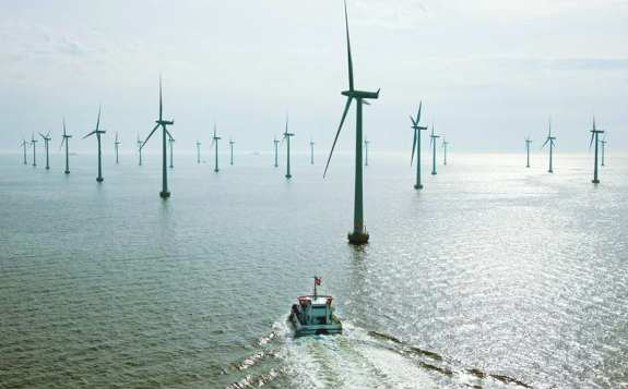 Total form财团收购法国风电项目