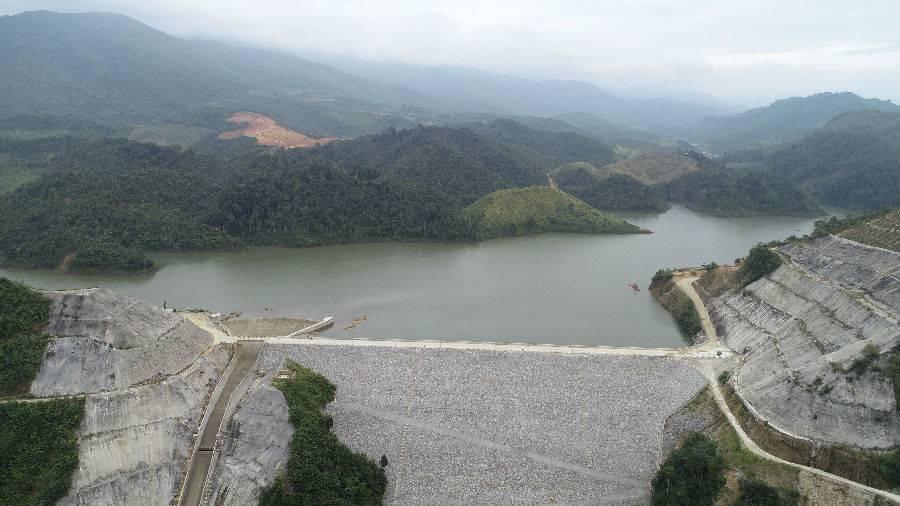中国能建葛洲坝集团承建老挝南涧水电站工程正式移交