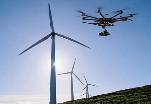 中国扩博智能与欧洲风电运维商GEV达成深度合作  拓展全自动化叶片处理技术!