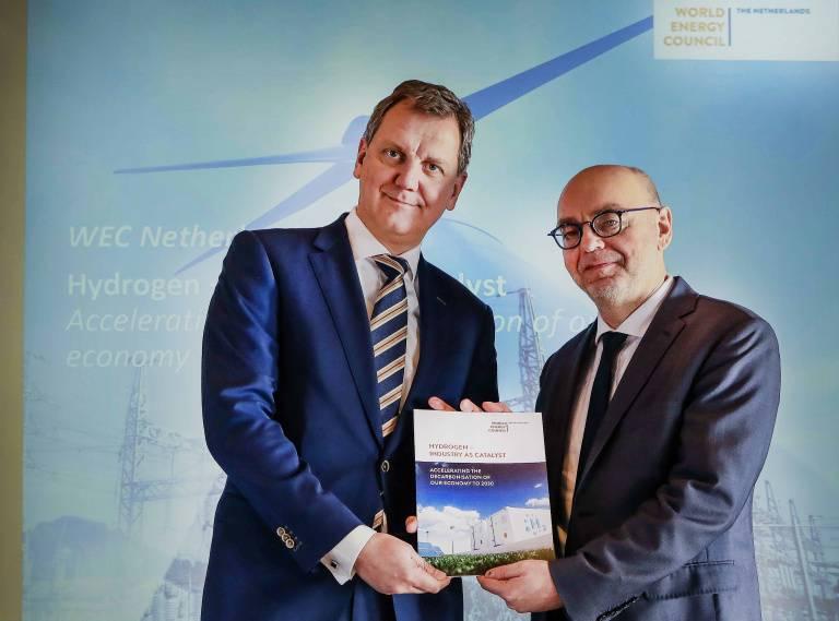 世界能源委员会荷兰分会发布氢气报告