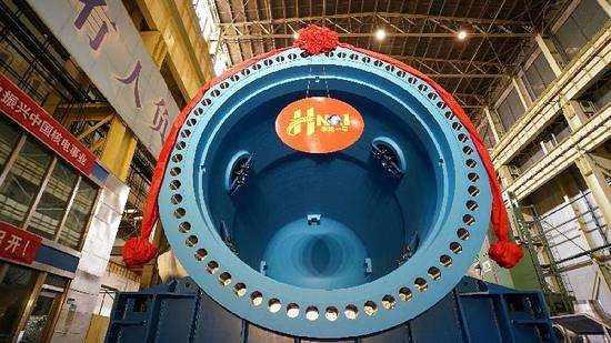 太原重工进军核电领域迈出实质性步伐,与中船重工签订采购合同