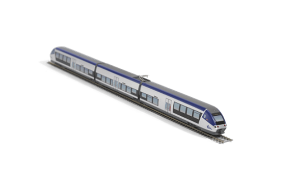 法国国家铁路(SNCF)加速氢燃料列车部署