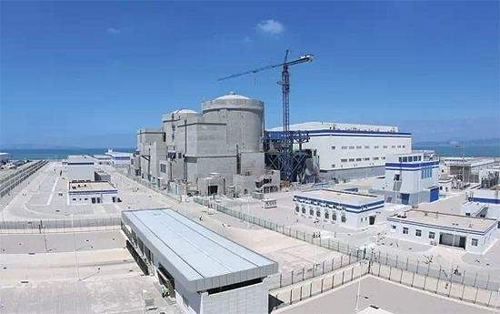 """福清核电6号机组全部蒸汽发生器于反应堆内""""团圆"""",为佳节献上一份特殊的 """"华龙""""贺礼"""