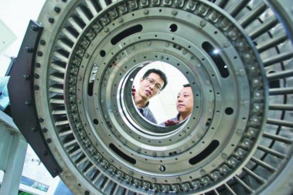 国家能源局关于第一批燃气轮机创新发展示范项目评审办法的公示