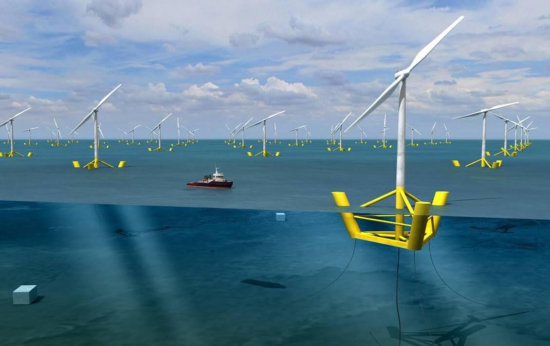海上风电将在日本逐渐普及 全球厂商瞄准商机