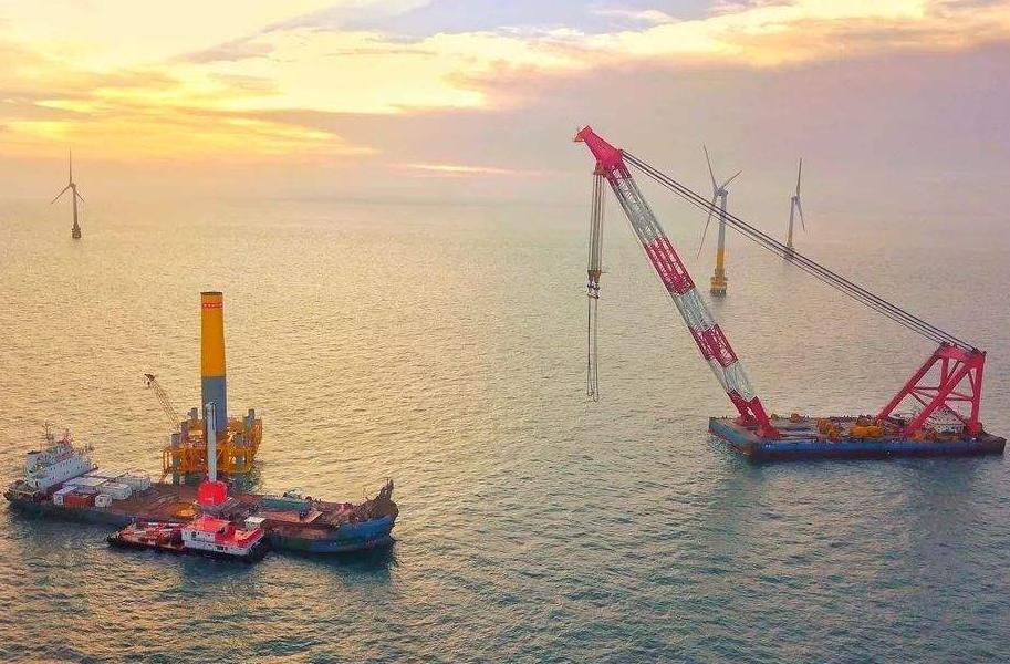 2018中国陆上风电装机容量位居亚太地区首位 21.2GW!