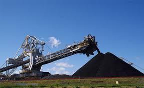 1月份我国煤炭出口量比增114.6%