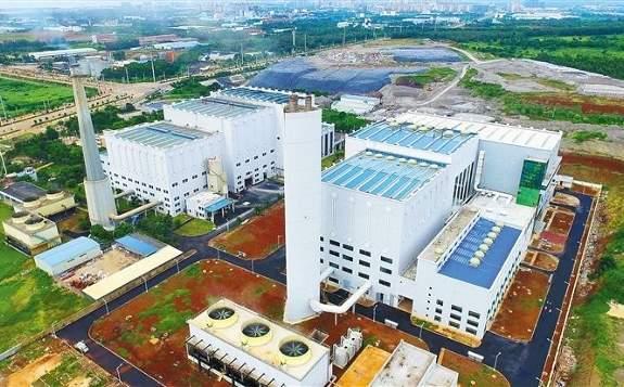规模为2000吨/日的南京江北生活垃圾焚烧发电厂二期项目近日公布资审结果