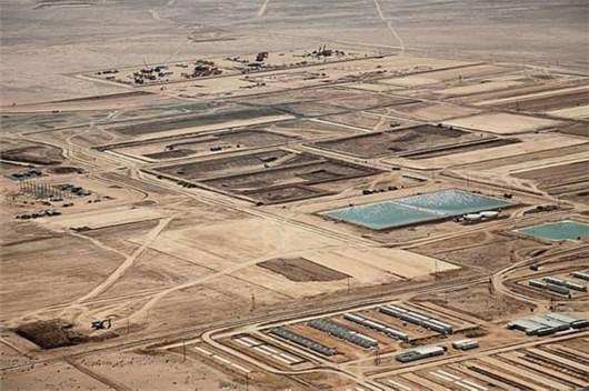 中核二三承建的纳米比亚湖山铀矿项目CC003标段工程获得鲁班奖