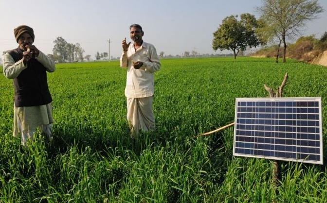 印度开启光伏扶贫模式  为农民提供近26GW太阳能计划