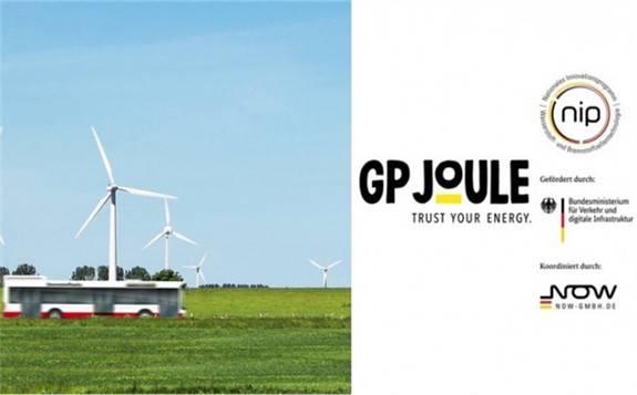 GP JOULE启动德国最大的绿色氢能流动项目eFarm