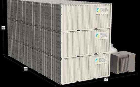 许昌巨领能源科技年产500MWh储能电池项目正式启动