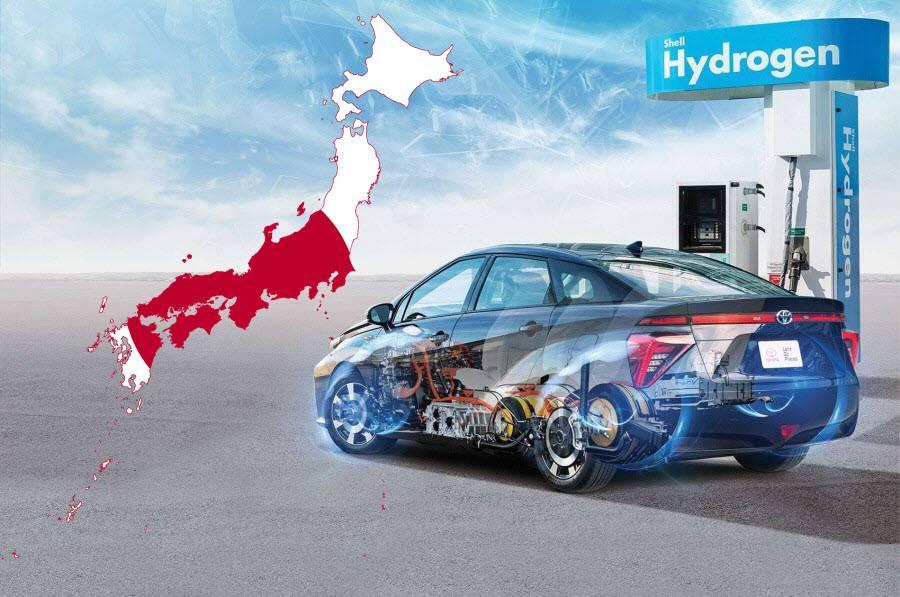 日本计划到2020年建设160座氢气站