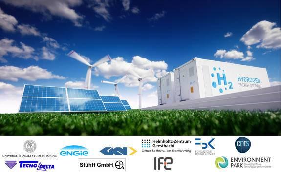 HyCARE - 用于可再生能源储存的氢气载体在意大利开始