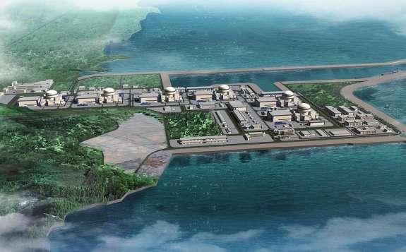 2019年,全国首个核电项目将在福建上马