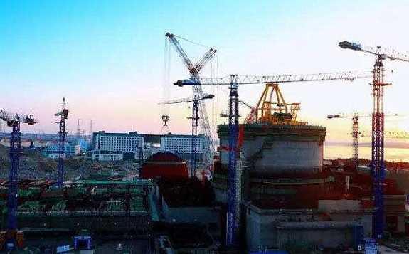 华龙一号全球首堆福清核电5号机组核回路冲洗正式开始