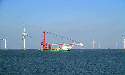 江苏海上风电装机容量占全国总装机的84%
