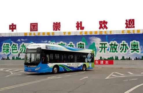 中国的氢燃料电池汽车产量在2018年增长了27%