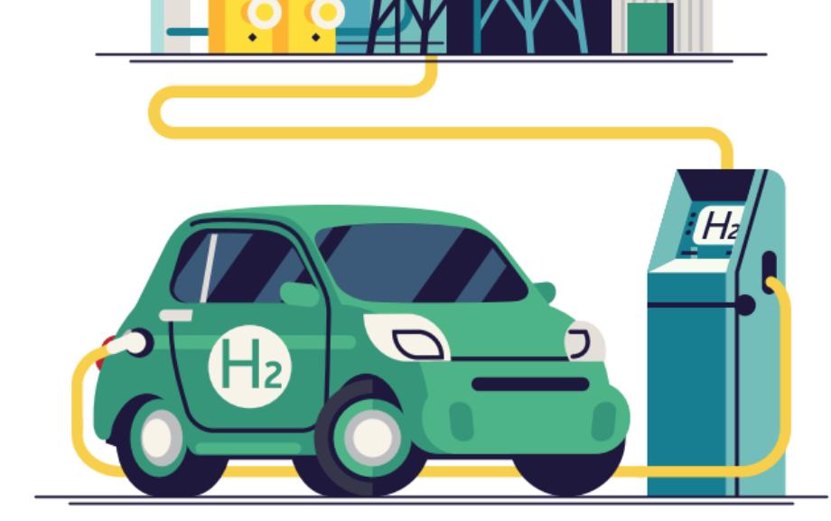 氢动力燃料电池电动汽车或将成为印度未来机动性的补充技术