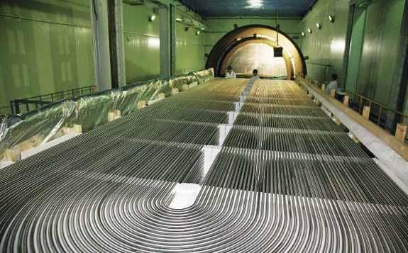 中核工程田湾核电项目6号机组首台蒸汽发生器到场,拉开6号核岛主设备安装的序幕