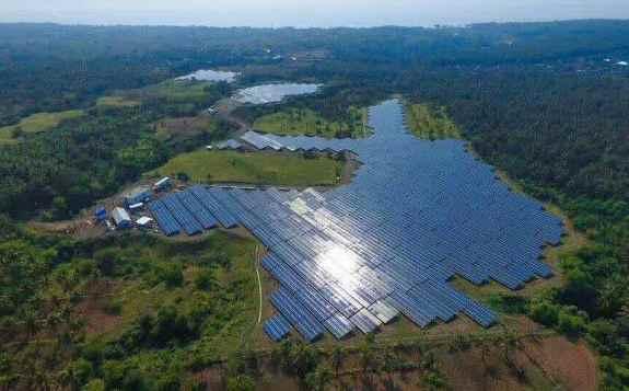 印尼首批四个光伏项目顺利投产