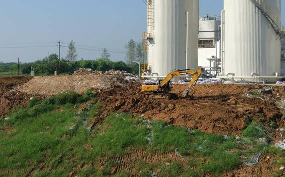 南京两处垃圾焚烧发电厂建成投用后,总设计规模将达9000吨/日