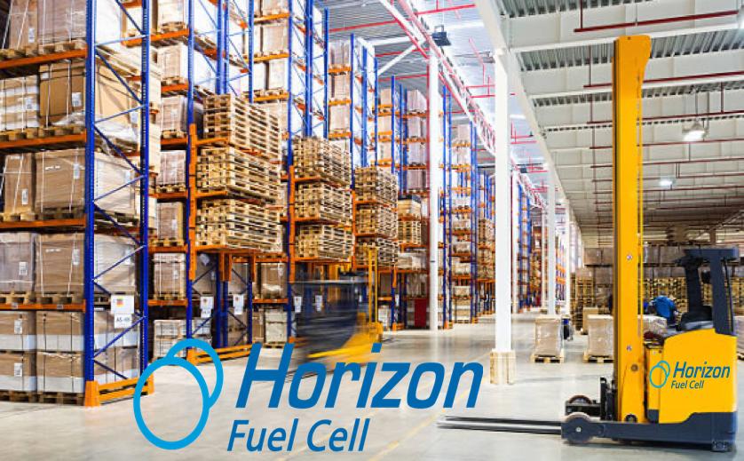 新加坡燃料电池技术进入美国材料处理市场 仓储运营优势显著!