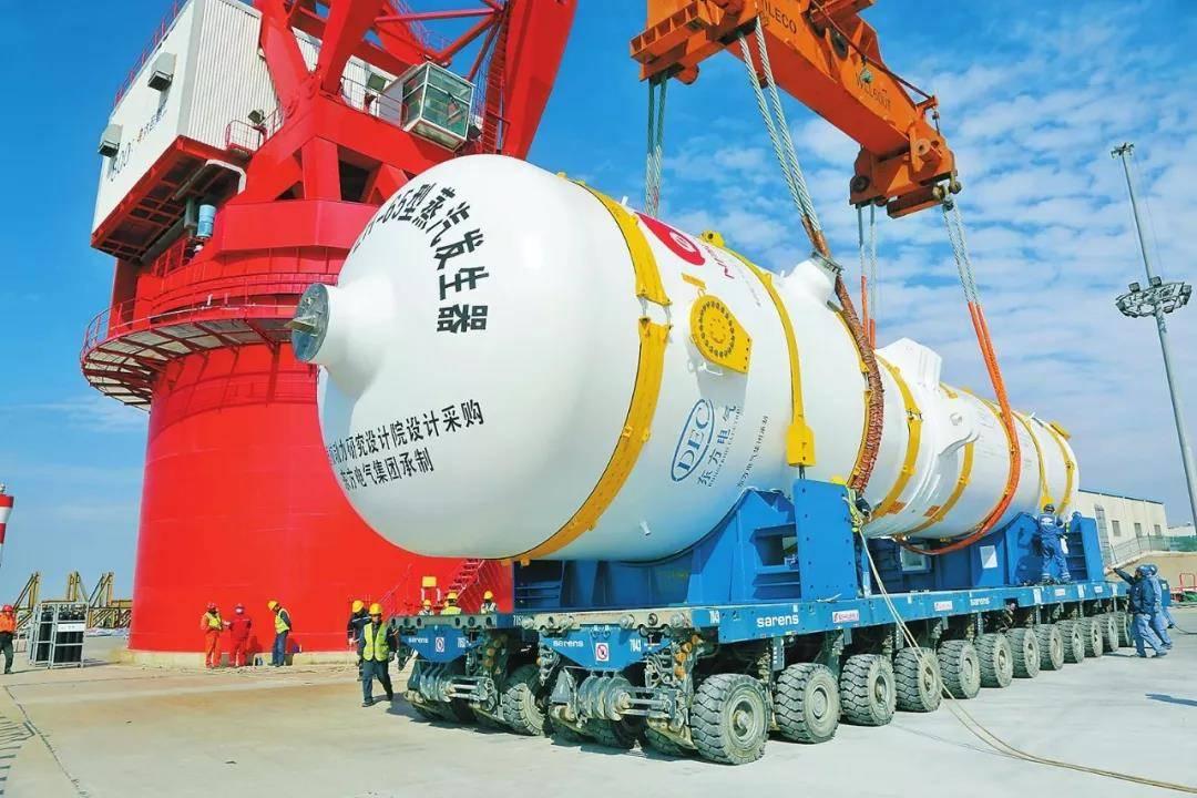 东方电气获全国首张核蒸汽供应系统设备制造许可证