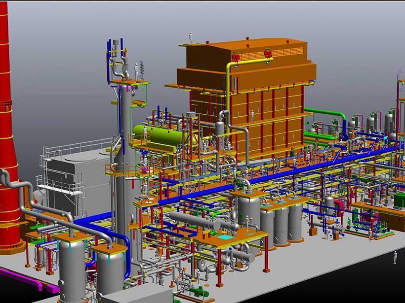 普莱克斯在路易斯安那州建立新的世界级SMR制氢工厂
