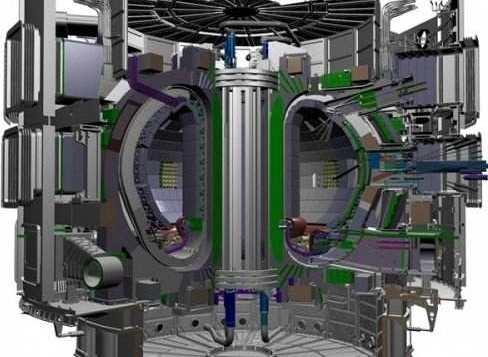 """中核集团预计今年建成新托卡马克装置,俗称""""人造太阳"""""""