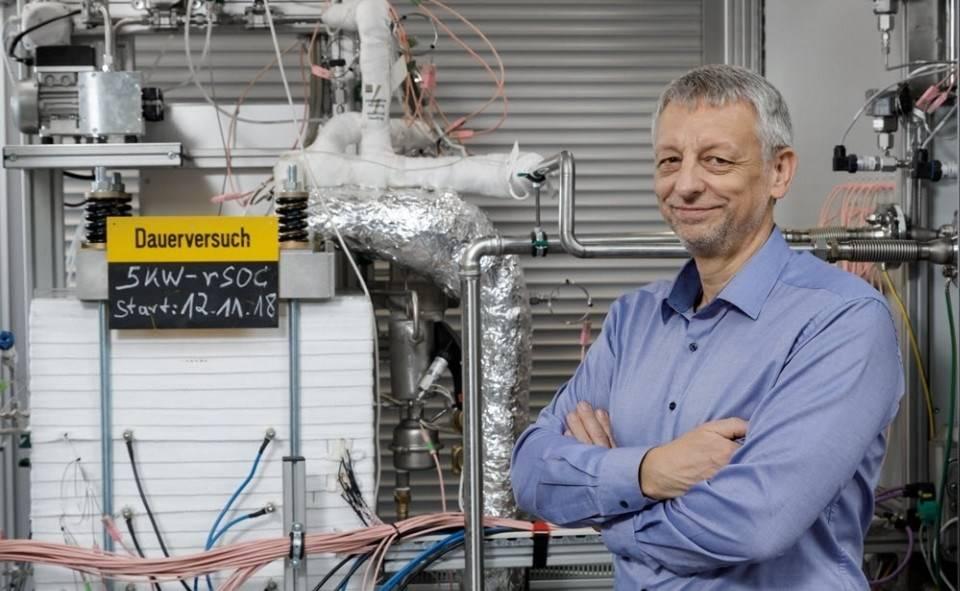 燃料电池系统打破效率记录