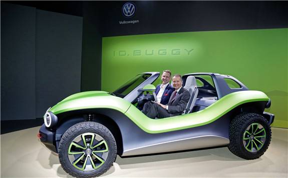 大众汽车集团开启电动化攻势  将MEB平台打造成为电动汽车的行业标准!
