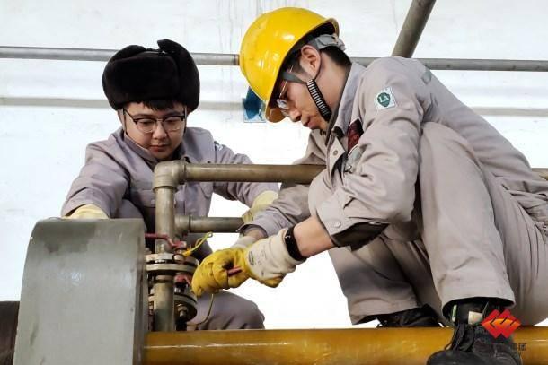 """国电电力内蒙古晶阳公司对制氢设备进行""""大诊断""""  确保系统安全稳定运行!"""