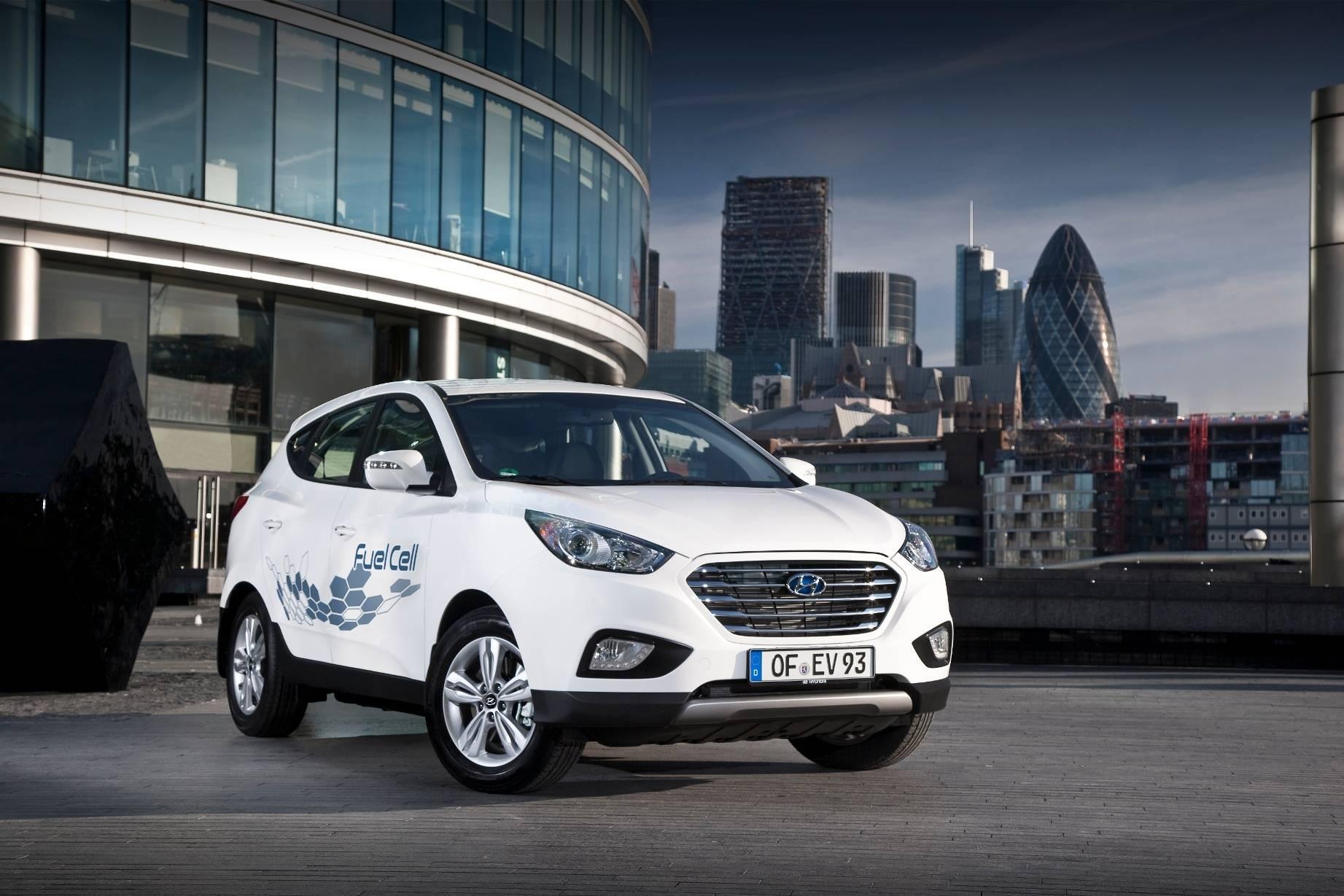 韩国:光州市将开始出售和补贴的第一批150辆氢燃料电池轿车