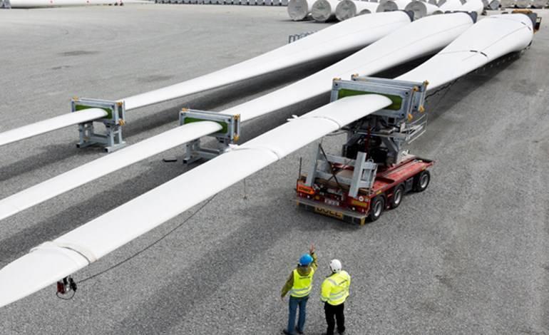 涡轮巨头联合解决风机叶片侵蚀问题