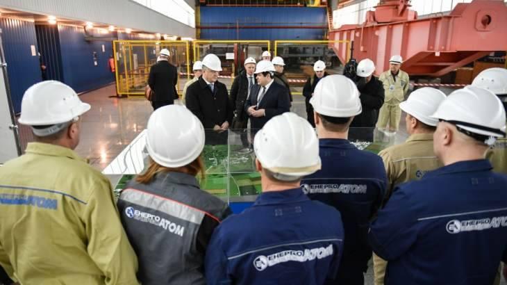 乌克兰总统强调核电在国家能源结构中重要作用  减少对天然气的依赖