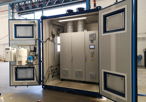 H2B2公司电解技术成功启动PEM电解槽  每年可在CEPSA工厂生产800千克氢气 !