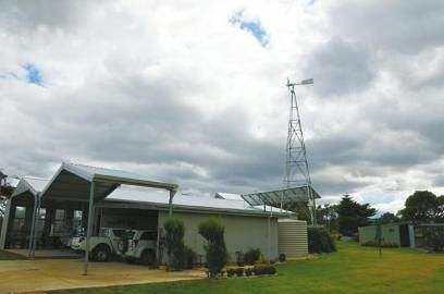 西班牙Acciona开始建设157.5兆瓦的澳大利亚风电场