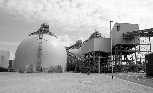 英国德拉克斯燃煤电厂的转型之路