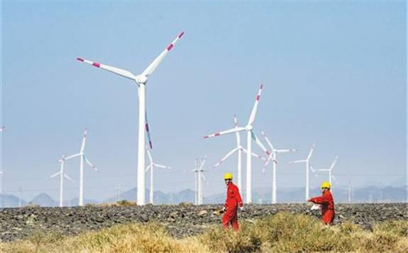 2019年风电投资预警:新疆、甘肃继续亮起红灯