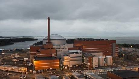芬兰奥尔基洛托3号机组获得运行许可证,将能满足芬兰约15%的电力需求