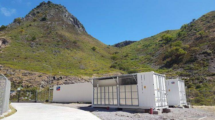 太阳能加储存微电网技术每年可以为荷兰加勒比海岛屿节省100万升柴油