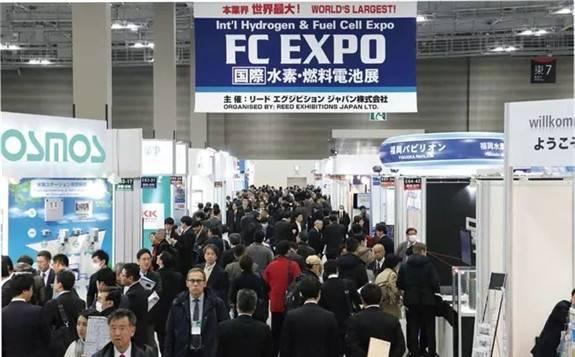 日本燃料电池展上的中国印象——设备
