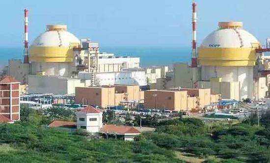 美国企业在印度建造6座核电站,两国将加强安全和民用核合作