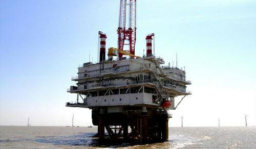 龙源江苏大丰(H7)200兆瓦海上风电项目送电一次成功 正式投入商业运行!