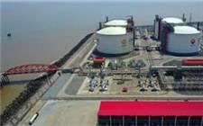 江苏LNG接收站8年接卸液化天然气超2500万吨