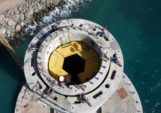 """西班牙实现海上风电""""零""""突破!第一台5MW Elisa 试验风机正式并网发电"""