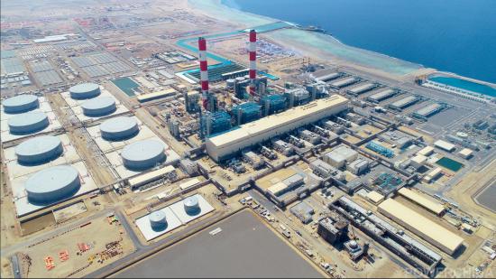 中国电建承建的全球最大燃油电站项目2号机组成功并网