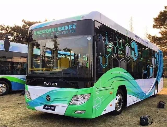 国内氢燃料公交车先后上线运营 具体情况如何?